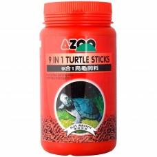 Azoo 9in1 Turtle Sticks 900ML