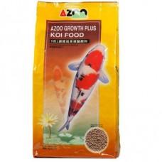 AZOO GROWTH PLUS KOI FOOD(L) 6MM 5KG