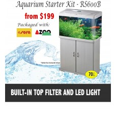 Aquarium Starter Kit- RS600 Sera/Azoo Package